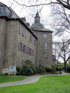 """""""Oberes Schloss"""" von Siegen"""