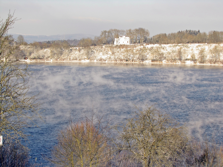 die nächste Kälteperiode wird sicherlich noch kommen, hier bei Minus 20 Grad in der Eifel.